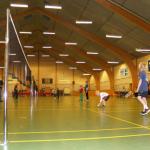 OrøHallen - badminton